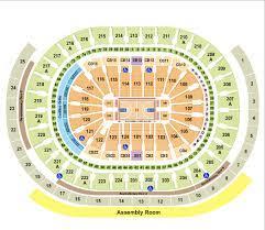 wells fargo center seating chart maps