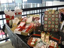 7 Inspiring Christmas Craft Fair Booths  Creative Income  Craft Christmas Craft Show Booth Ideas