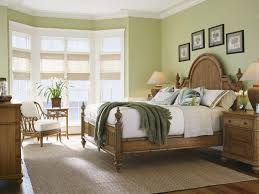 caribbean bedroom furniture. Rattan Bedroom Furniture With Seagrass Rug And Olive Wall For Decoration Ideas Caribbean
