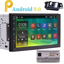 "7"" <b>Android 9.0</b> 2+32G Car Radio Double <b>2 Din</b> Bluetooth GPS ..."
