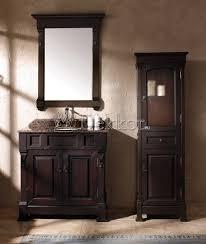 dark mahogany furniture. Perfect Dark Charming Dark Mahogany Furniture Bathroom Wooden  Vanity Bosco 1220 With K