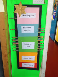 Behaviour Management Chart The Upper Ladders Are Larger