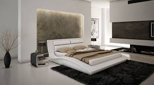 modern wood bedroom sets. Lovely Modern Bedroom Sets At Wood King With White Bed And Wooden