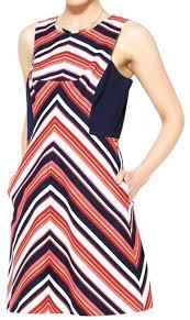 Trina Turk Trina's Stinson Beach Stripe Mid-length Short Casual ...