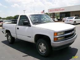 1994 White Chevrolet C/K K1500 Z71 Regular Cab 4x4 #33328922 ...