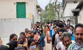 According to the official announcement, the panchayat elections will be held in four phases in the respective districts. Ap Panchayat Elections 2021 Phase 3 Results Updates Thammineni Seetharam S Wife Wins Sarpanch Election