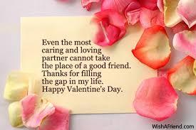 happy valentine s day friends.  Valentine 5873messagesforfriends In Happy Valentine S Day Friends I