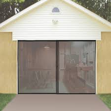 single garage door screen new
