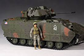 unimax toys. m3a2 bradley tank action figure - another pop culture collectible review by michael crawford, captain toy unimax toys e