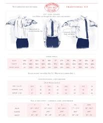 Dress Shirt Fit Guide Brooks Brothers Spread Collar