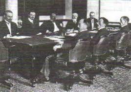 Русско японская война годов Новая история Реферат  Портсмутские переговоры Фото 1905 г