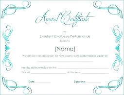Recognition Certificates Wording Military Veterans