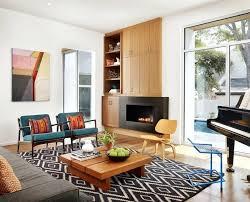 mid century modern area rugs design canada