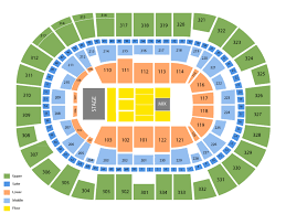 Moda Center Seating Chart And Tickets Formerly Rose