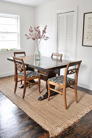 enthralling kitchen table rugs in choosing the right is jute rug under envialette