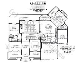 french country kitchen floor plans