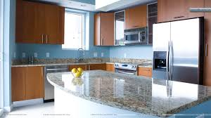 Kitchen wallpaper contemporary