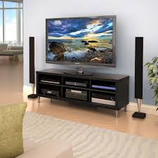 sound system table. outstanding 55 tv stands fireplace stand walmart television black table with rack dvd player and vcd sound system plant gray wall wooden floor carpet b