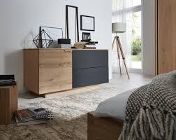 Interliving Schlafzimmer Serie 1004 Kommode Alteiche Rustiko
