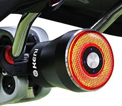 G Keni Smart Bike Tail Light, Brake Sensing Rear ... - Amazon.com
