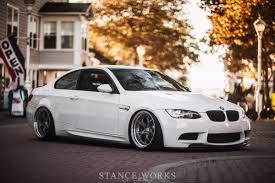 bmw-m3-e92-coupe-white-slammed | luxury cars | Pinterest | BMW ...