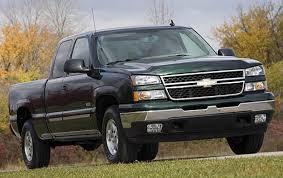 2007 Chevrolet Silverado 1500 Classic - Information and photos ...