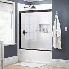 bathtub doors bathtubs the home depot