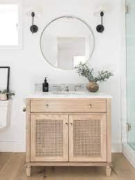 25 single sink bathroom vanity design