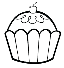 Muffin Coloring Page Muffin Coloring Page Coloring Give A Moose A