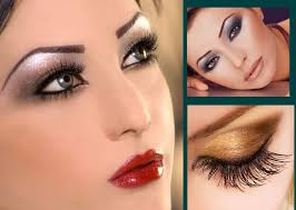 if the above mentioned steps are done then you can easily do a makeup of yours