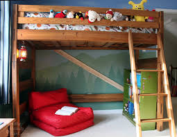 cool bunk bed fort. Turn Bunk Bed Into A Loft Diy Kids Cool Fort N