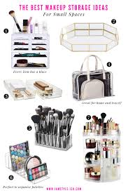 makeup storage ideas for small es makeup organizers makeup storage makeup organization tips