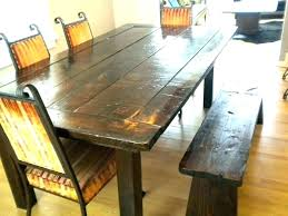 rustic dining table with bench rustic table with bench rustic bench seat rustic bench style dining rustic dining table with bench