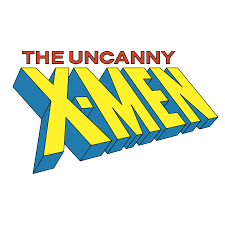 The Uncanny X Men Logo PNG Transparent & SVG Vector - Freebie Supply