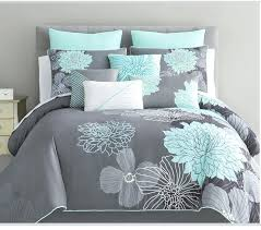 teal and gray comforter set amazing twin regarding bedspreads comforters black