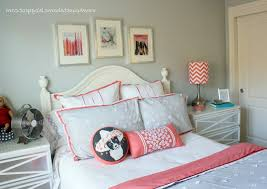 Girl Bedroom Beautiful Tween Girls Room With The Pretty Coral Regard To  Teens For Comfy ...