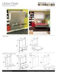 murphy bed blueprints how can i recreate this wall bed with a desk home improvem and