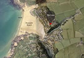 the cove, polzeath, cornwall perfect stays Polzeath Map the cove polzeath beach floorplan the cove polzeath beach floorplan polzeath map google