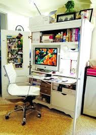 closet office desk. Hidden Office Desk Amazing Of Ideas Best Images About Desks On Craft Storage . Closet I