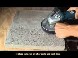 toolocity con flex 5 step diamond polishing pads for concrete applied diamond tools