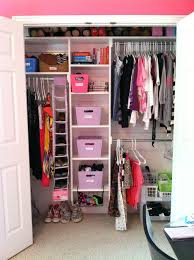 Small Bedroom Closet Organization Ideas Decor