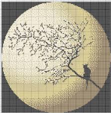 Cross Stitch Free Patterns Awesome Free Cross Stitch Pattern Moon Cat DIY 48 Ideas