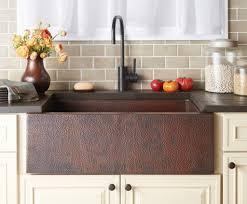 kitchen sinks captainwalt copper farmhouse