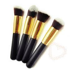 dupe kabuki makeup brushes