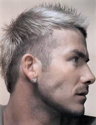 ベッカムの髪型短髪のモヒカンウルフカット刈り上げヘア特集