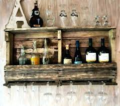 pallet wall wine rack. Wine Rack Made From Wooden Pallets Rustic Iron Wall Racks Great Pallet O