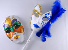Mask Decoration Ideas DIY Mardi Gras Decorations and Party Ideas 12