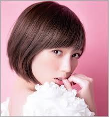 本田翼の映画土竜の唄での髪型はショートミディアムの画像