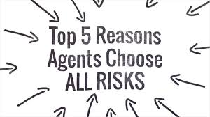 Tj woods explains the relation between risk and insurance, and how it affects the price you pay for it. Video Top 5 Reasons Agents Choose All Risks For Hard To Place Workers Compensation