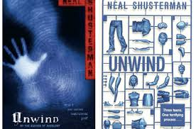 unwind by neal shusterman a book review